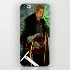 Cullen Romance Tarot Card iPhone & iPod Skin