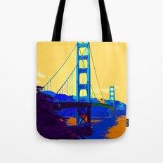 Golden Gate Bridge 013 Tote Bag