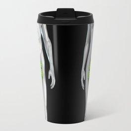 Digital Adam and Eve Travel Mug