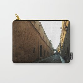 narrow and long street Carry-All Pouch