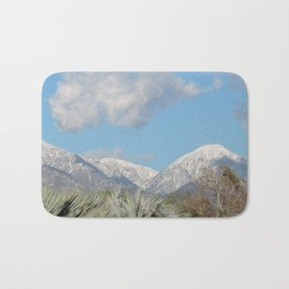 From Chaparral To Snow Bath Mat
