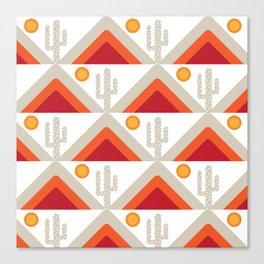 DESERT HILLS 1 Canvas Print