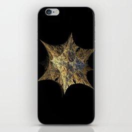 3D Fractal Star iPhone Skin
