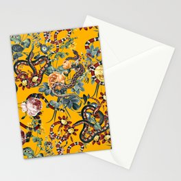 Dangers in the Forest III Stationery Cards