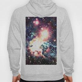 Fox Fur Nebula : Deep Pastels Galaxy Hoody