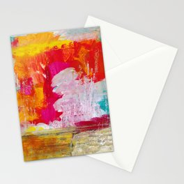 BURST OF COLOUR Stationery Cards