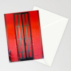 Sacramento Red Door Stationery Cards