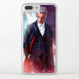 The Oncoming Storm Clear iPhone Case