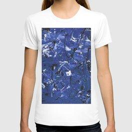 Blue Chaos T-shirt