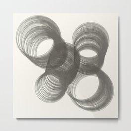 Abstract collection 121 (v.1) Metal Print