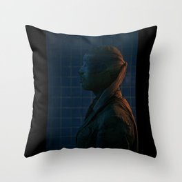 Le Consumériste // The Consumerist Throw Pillow