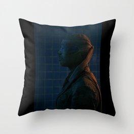 Le Consumériste // The Consumerist Throw Pillow