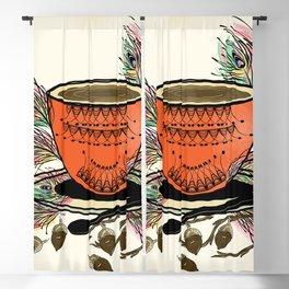 My Tea Blackout Curtain