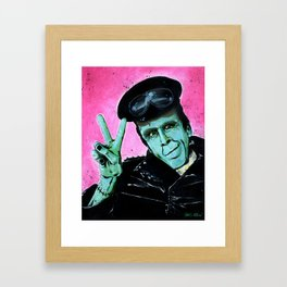 Munster Go Home! Framed Art Print