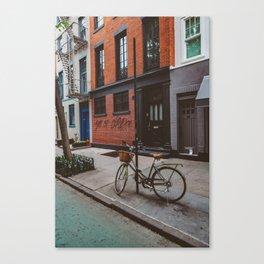 New York's West Village Canvas Print