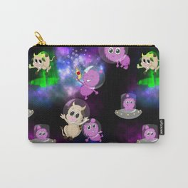 Aliens vs. Cows Carry-All Pouch