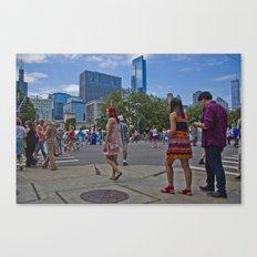 Taste of Chicago Canvas Print
