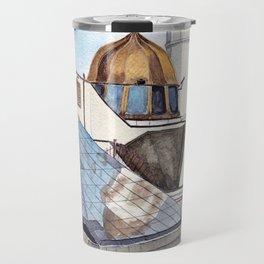 Odessa. St. Nicholas Seaside Church Travel Mug