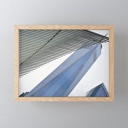 Towering Over Framed Mini Art Print