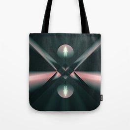 Ascend - Descend Tote Bag