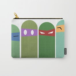 TMNT Sticks Carry-All Pouch