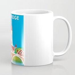 Cambridge, Massachusetts - Skyline Illustration by Loose Petals Coffee Mug