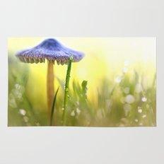 Magic Mushroom... Rug