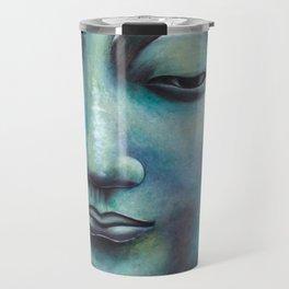Buddha Lotus Travel Mug