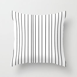Strips 1-line,band,striped,zebra,tira,linea,rayas,rasguno,rayado. Throw Pillow