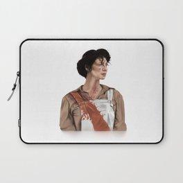 Claire Elizabeth Beauchamp Randall Fraser - Outlander Laptop Sleeve