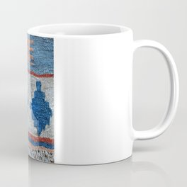 afghani kilim Coffee Mug
