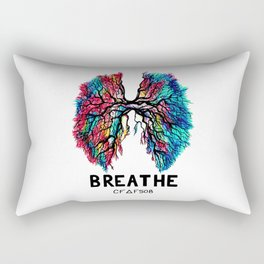 Breathe Rectangular Pillow