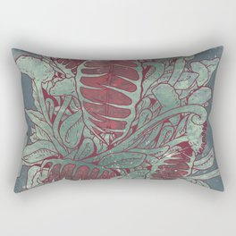 Venus Flytrap Rectangular Pillow