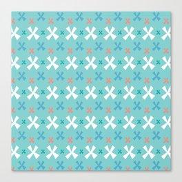 Crosses2 Canvas Print
