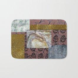 textures and doodles 1 Bath Mat