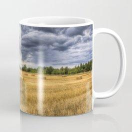 Stormy day on the farm Coffee Mug