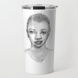 POUSSEY (OITNB) Travel Mug