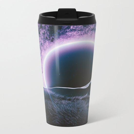 Untrue Metal Travel Mug