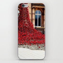 Poppies - City of Culture 2017, Hull iPhone Skin