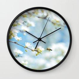 Flower Photography by Karsten Würth (@karsten.wuerth) Wall Clock