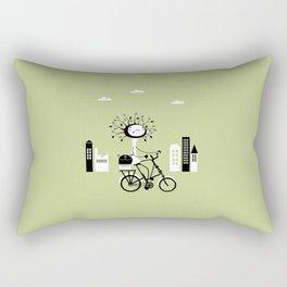 NenatreeBike Rectangular Pillow