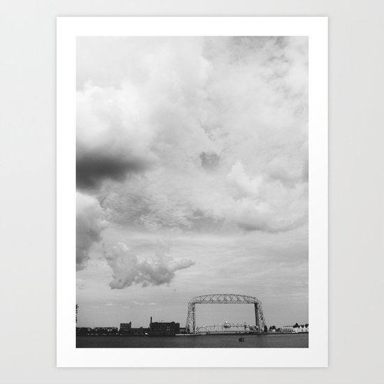 duluth Art Print
