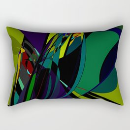 Alternative Realities Rectangular Pillow