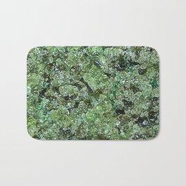 Raw Peridot Bath Mat