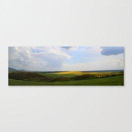 Colza 2 Canvas Print
