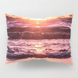 Mission Bay Shoreline in San Diego, California Pillow Sham