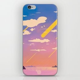 Full of Sky iPhone Skin