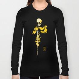 Skull Samurai Long Sleeve T-shirt