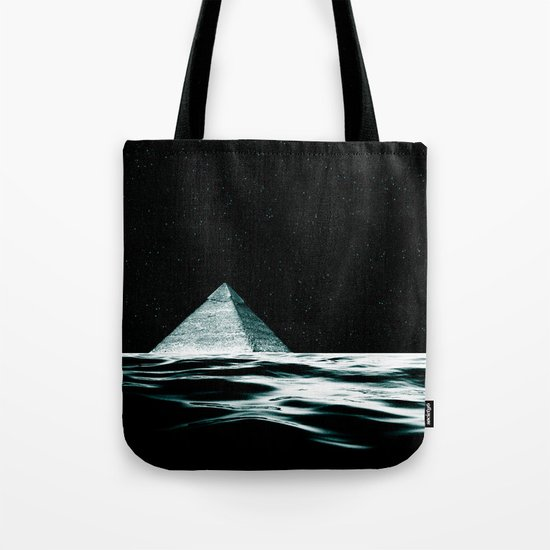 pyramid song Tote Bag