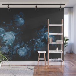Jellyfish Dance Wall Mural